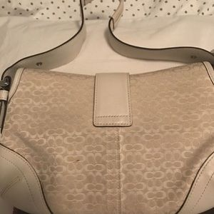 Vintage Style Coach Bag and Wallet